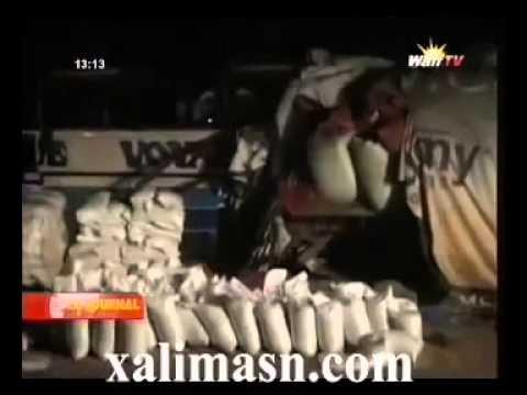 grave accident à Kaolack, c'est triste!