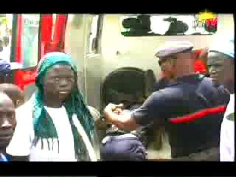 Touba Ndorong: Un voleur de moto Diakarta sévèrement battu par la foule