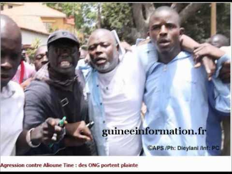 Alioune Tine: 'Le régime d'Abdoulaye Wade est un régime finissant, impopula