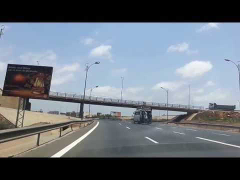 autoroute dakar diamniadio peage pikine