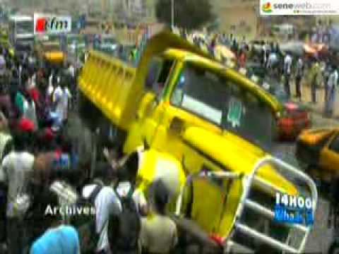 [video]Magal Touba 2013:Bilan des accidents Mortels