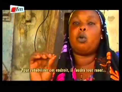 Reportage sur les sinistrés au Sénégal - 25 Juillet 2013