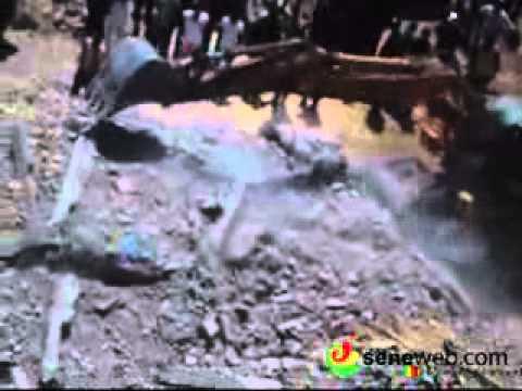 Effondrement d'un immeuble à Ouakam